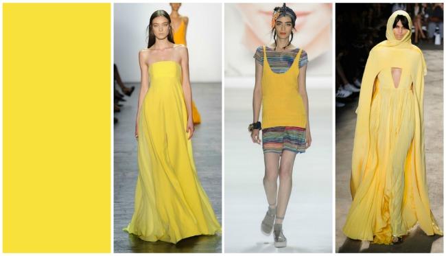 Colori alla moda della primavera estate 2016 8