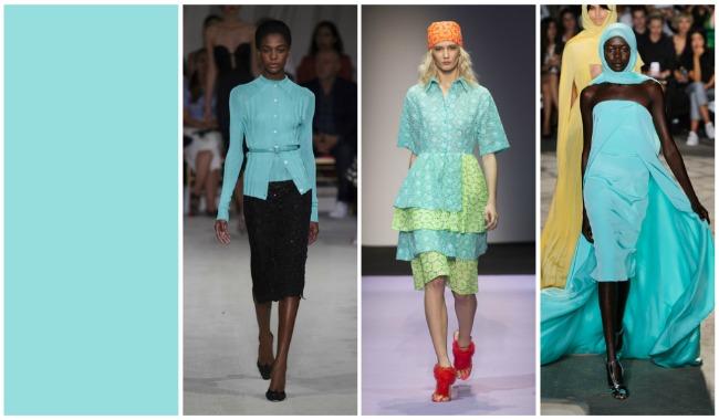 Colori alla moda della primavera estate 2016 9