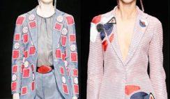 Giorgio Armani abbigliamento primavera estate 2016