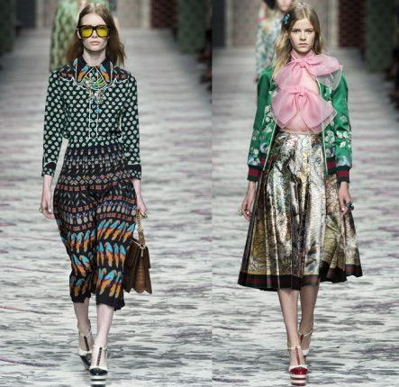 Gucci Primavera Estate 2016 5