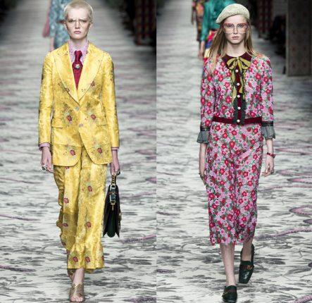 Gucci Primavera Estate 2016 9