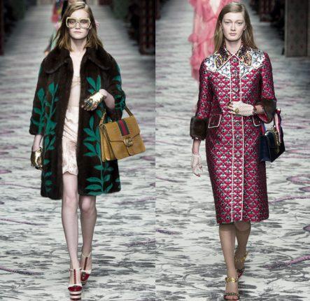 Gucci Primavera Estate 2016 Abbigliamento