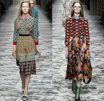 Gucci Primavera Estate 2016 Catalogo