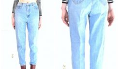 Il vostro prossimo Jeans Dovrebbe essere Mom Jeans