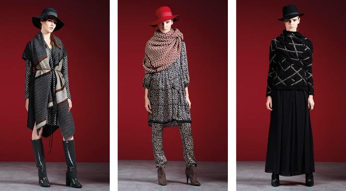 Manila Grace Catalogo Abbigliamento Autunno Inverno 2016 5