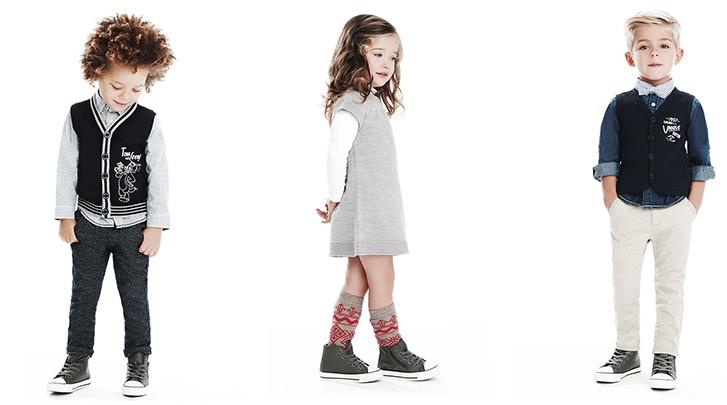 Oviesse collezione moda bambini e ragazzi catalogo autunno inverno 2016 1