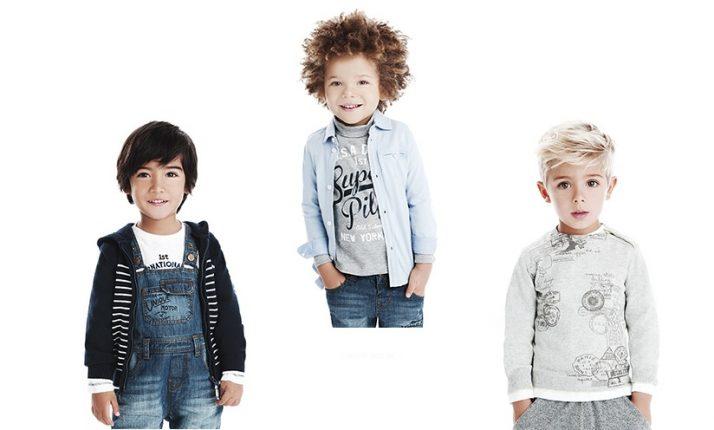 Oviesse collezione moda bambini e ragazzi catalogo autunno inverno 2016