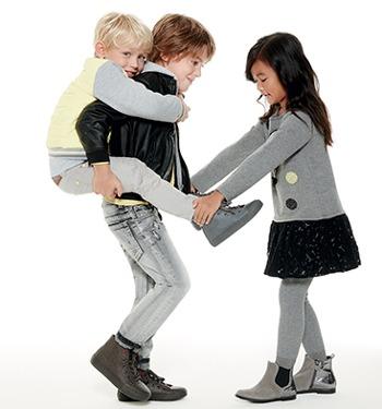 Ovs bambini e ragazzi alla moda autunno inverno 2016