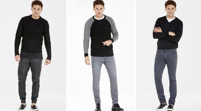 Ovs collezione moda uomo catalogo autunno inverno 2016 3