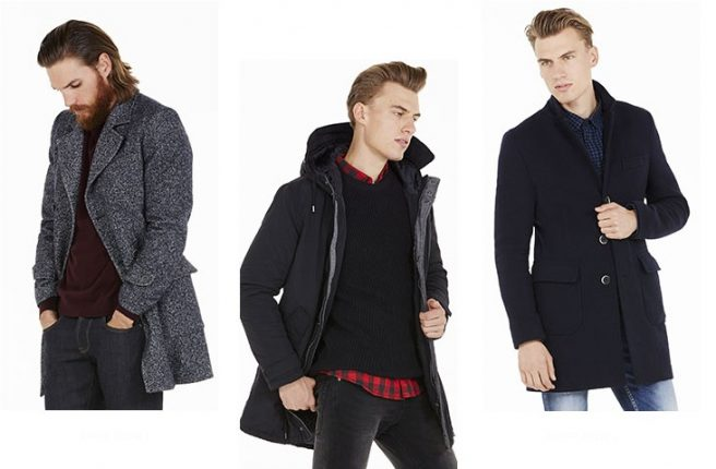 Ovs collezione moda uomo catalogo autunno inverno 2016