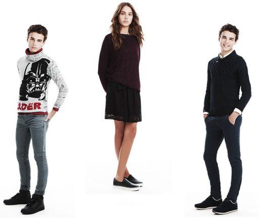 Ovs ragazzi alla moda autunno inverno 2016