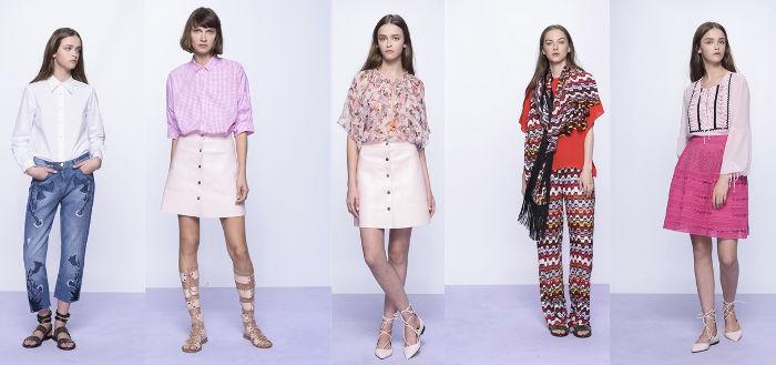 new concept b4ffb 618f2 Pinko primavera estate 2016 nuova collezione abbigliamento ...