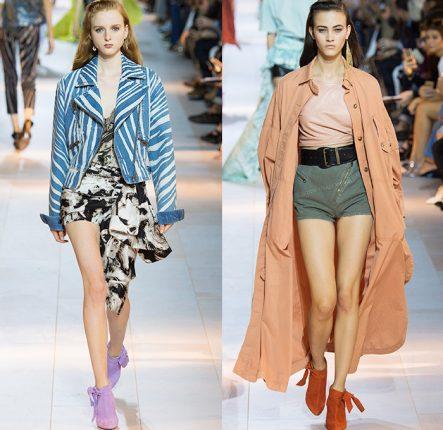 Roberto Cavalli Primavera Estate 2016 Collezione Donna Shorts