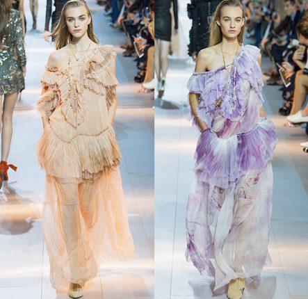 Roberto Cavalli primavera estate 2016 collezione donna abiti