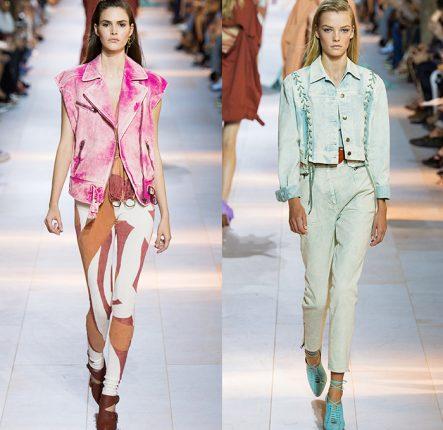 Roberto Cavalli Primavera Estate 2016 Collezione Donna Pantaloni Jeans