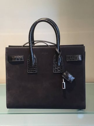 Saint Laurent Borsa A Mano Nera Primavera Estate 2016