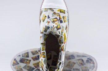 Sciuscert sneakers camicia