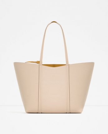 Shopper Zara Borse Primavera Estate 2016