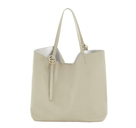 Shopping Bag In Pelle Coccinelle