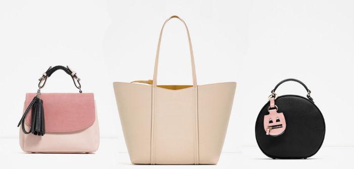 Zara borse catalogo primavera estate 2016