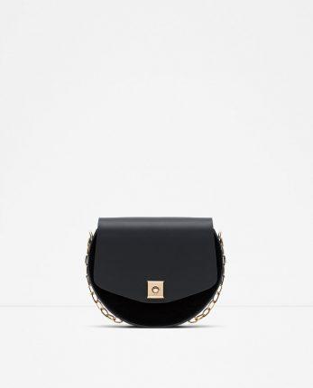 Zara Borse Primavera Estate 2016 Mini Tracolla Combinata