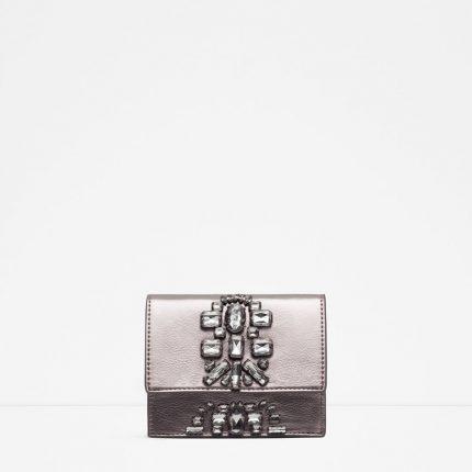 Zara Borse Primavera Estate 2016 Pocchette Gioiello