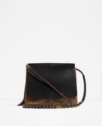 Zara Borse Primavera Estate 2016 Tracolla