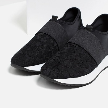Zara scarpe primavera estate 2016
