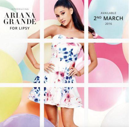 Ariana Grande abbigliamento
