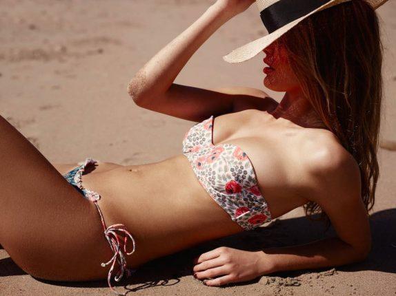Bikini Senza Spalline