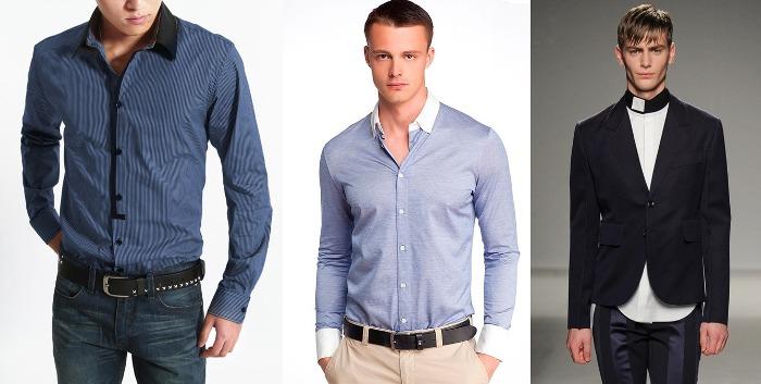 Camicie clasiche uomo