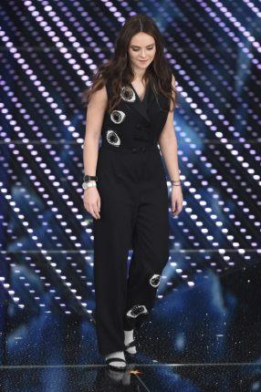 Francesca Michelin Look Sanremo