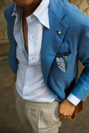 uk availability a8874 43369 Giacca o blazer sportivo moda uomo - Abbigliamento Uomo ...