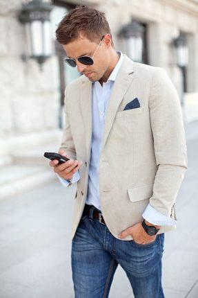 uk availability d98cb 31664 Giacca o blazer sportivo moda uomo - Abbigliamento Uomo ...