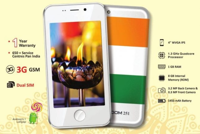 Liberta 251 uno smartphone Android
