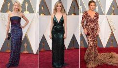 Oscar 2016 Look e abiti
