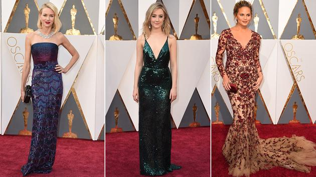 Oscar 2016 look e abiti più belli