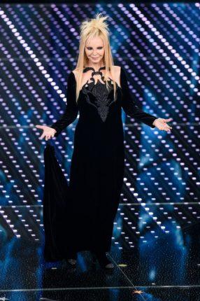 Patty Pravo Abiti E Look Sanremo