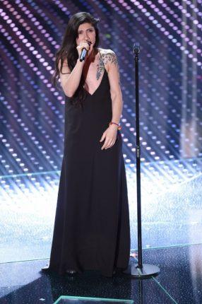 Sanremo 2016 Look Elisa