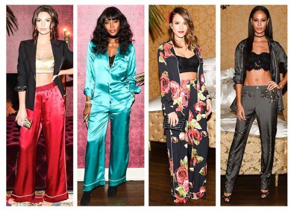 Dolce Gabbana pigiama party