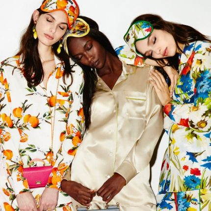 Dolce Gabbana primavera estate 2016