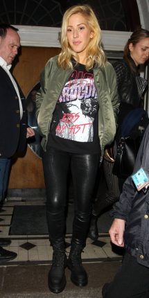 Ellie Goulding bomber