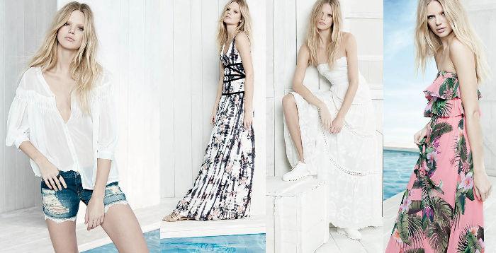 Fracomina abbigliamento primavera estate 2016