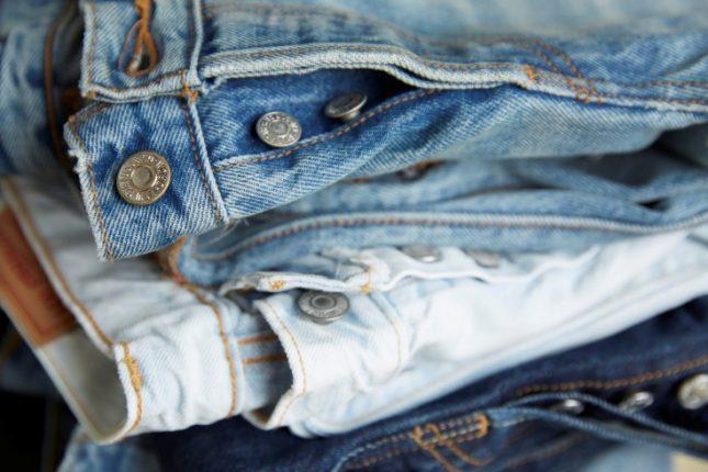 Jeans Levis nuovi modelli