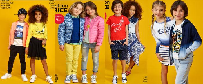Piazza Italia abbigliamento bambini