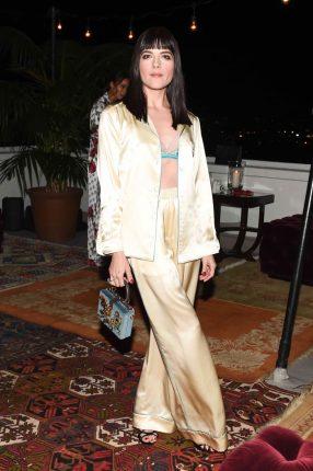 Selma Blair Dolce Gabbana Pigiama Party