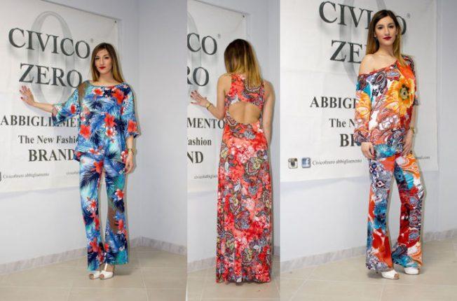 Civico Zero collezione primavera estate 2016