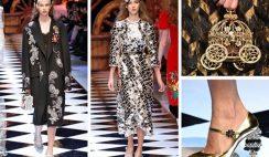 Dolce Gabbana Autunno Inverno 2016 2017