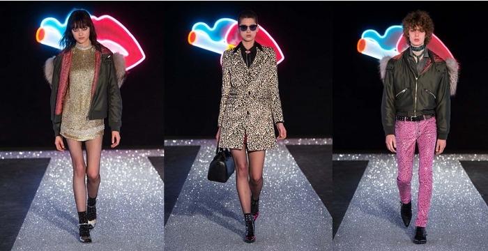 Just Cavalli moda inverno 2016 2017