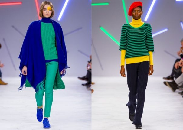 Benetton Abbigliamento Autunno Inverno 2016 2017